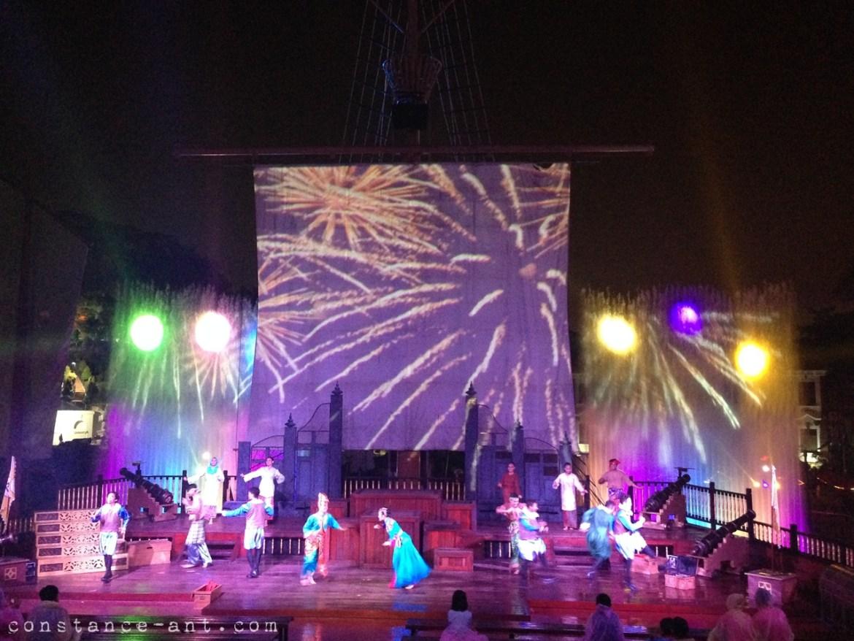 Melaka Alive Cultural Performance
