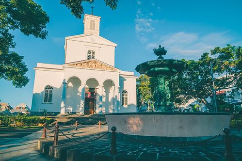 Cathédrale de Saint-Denis - La Réunion
