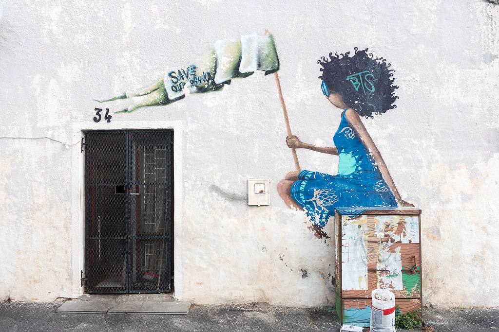 Cape Town Street Art 16