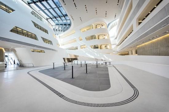 WU Campus Wien