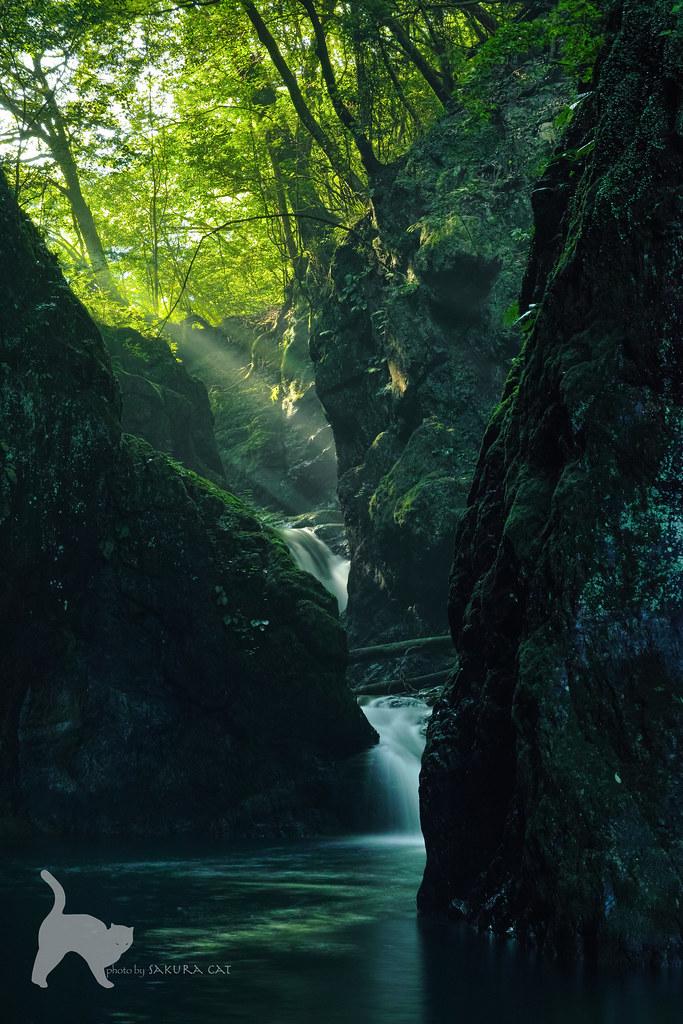 みかど渓谷 | 香川県②