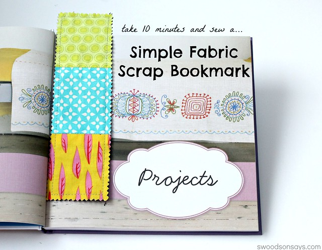 scrappy bookmarks