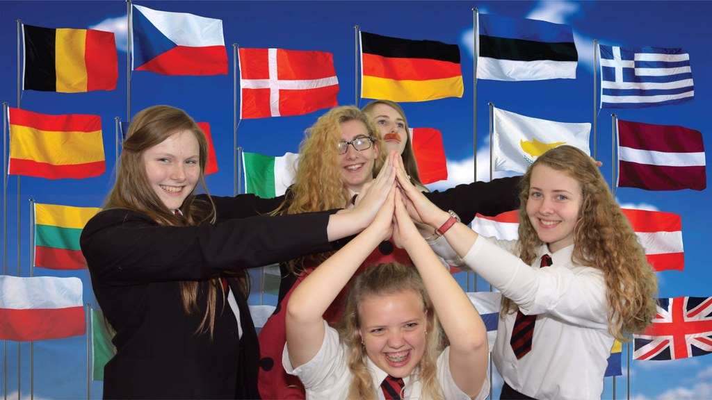 European Day Of Languages Photo Booth 2016 Edl