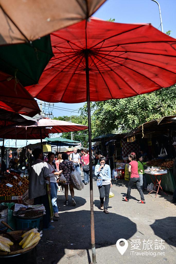 清迈市集 瓦洛洛市场 Waroros Market 09