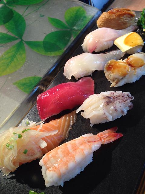 Park Kwang-il Sushi Cafe