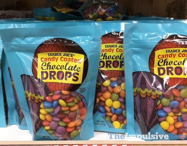 Trader Joe's Candy Coated Chocolate Drops