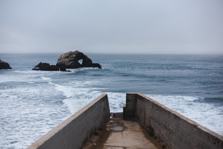SF // Land's End + Sutro Baths