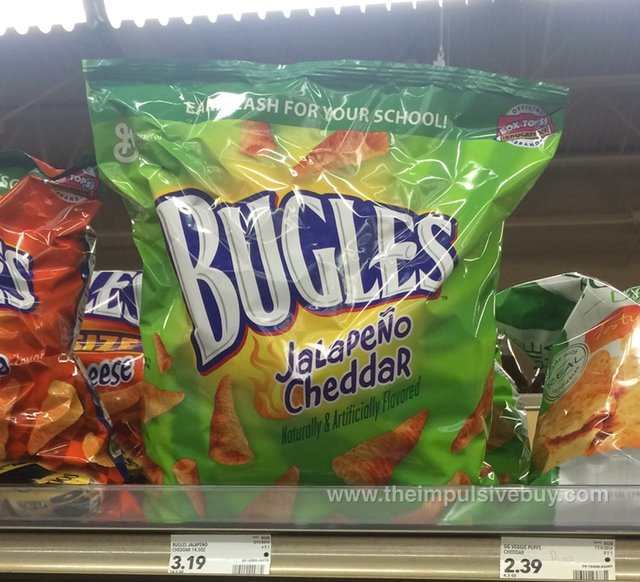Jalapeno Cheddar Bugles