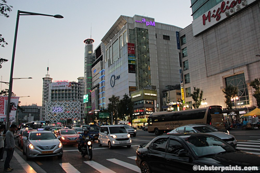 6 October 2014: Dongdaemun 동대문 | Seoul, South Korea