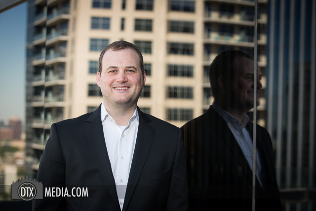 Dallas Corporate Head Shot Photographer