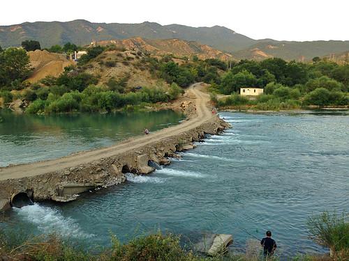 river Aragvi
