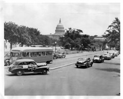 Caravan to Oppose Taft-Hartley Act: 1947