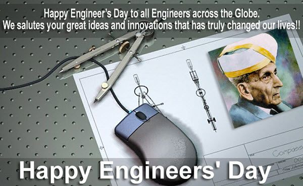 Happy Funny Engineers Day 2018 Wishes Sms Images Quotes