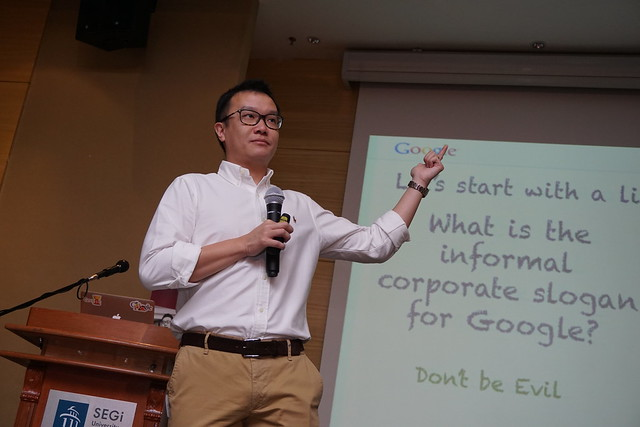 Exabytes Internet Marketing Summit 2015 event photo
