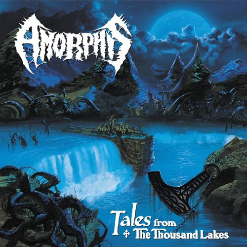 Cover of Tales From The Thousand Lakes by Amorphis