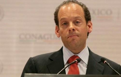 Confirma David Korenfeld su renuncia a la Conagua
