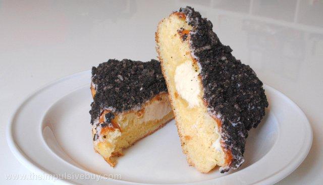 Dunkin' Donuts Oreo Cheesecake Square Donut 2
