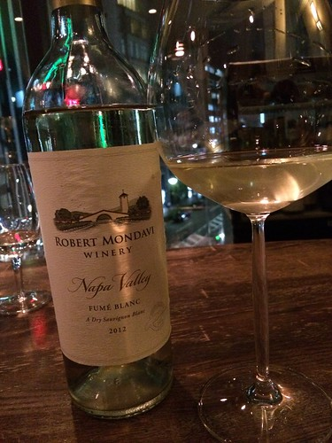 Robert Mondavi Fume Blanc Napa Valley 2012@マダムシュリンプグレイス