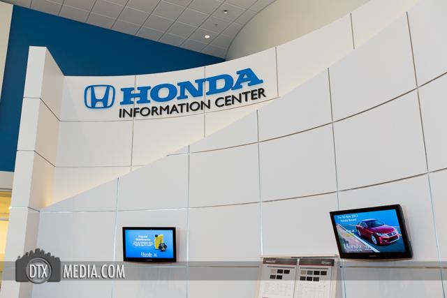 Burleson Honda Information Center