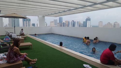 Privato pool
