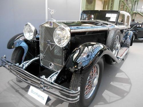 DSCN8656 Isotta Fraschini 8A SS convertible Castagna 1930