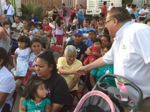 Propone Zamanillo quitarle control a Interapas en Soledad