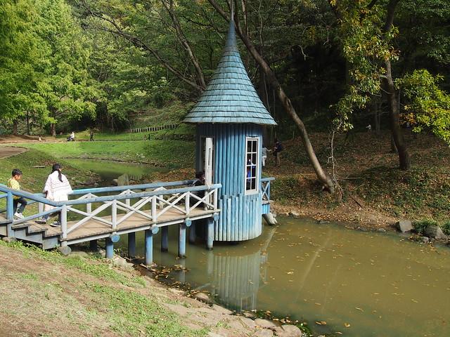 ムーミン あけぼの公園