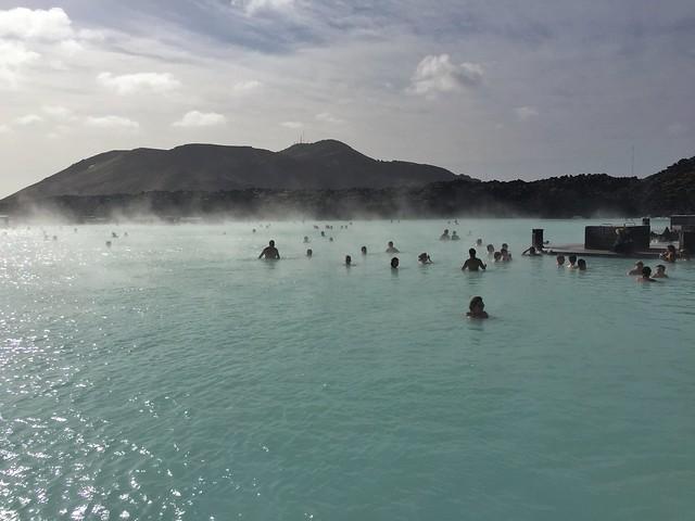 Blue Lagoon en Islandia