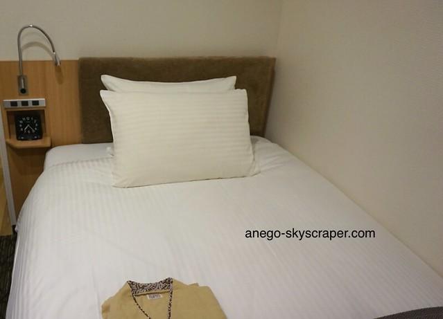 法華クラブ ベッド