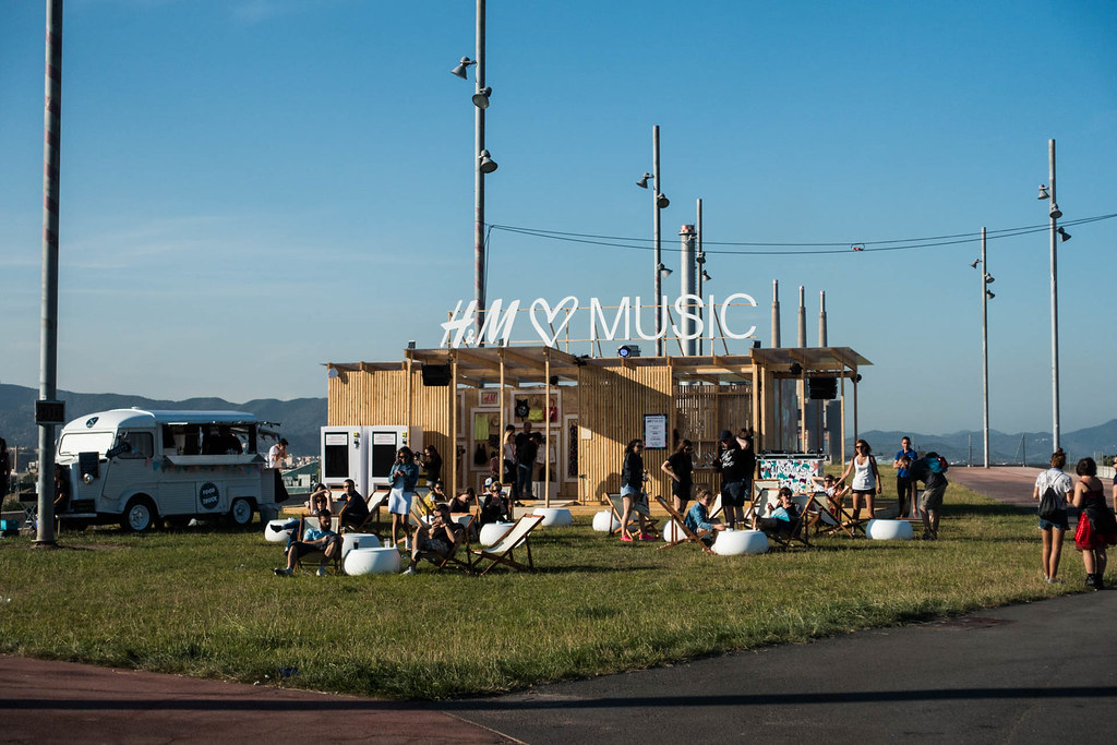 Primavera Sound 2015 - H&M Loves Music