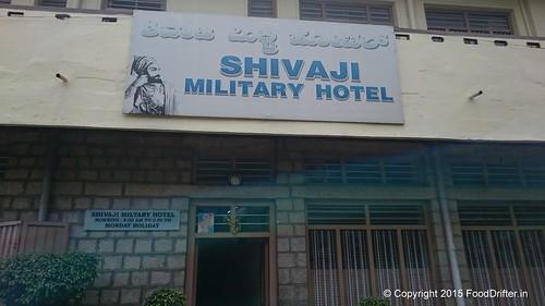 Shivaji Military Hotel 1