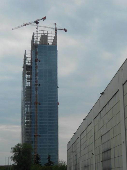 grattacielo della Regione Piemonte, Massimiliano Fuksas