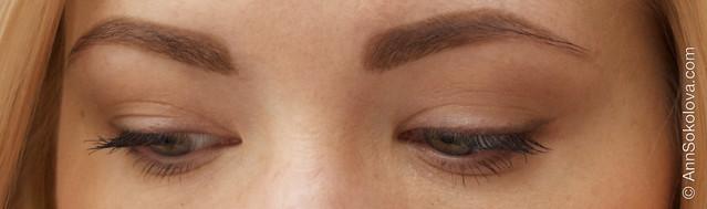02 Clarins #13 Skin Tones Eye Quartet Mineral Palette Long Lasting Wet & Dry + L'Oreal Paris Lipstick 228 VIP