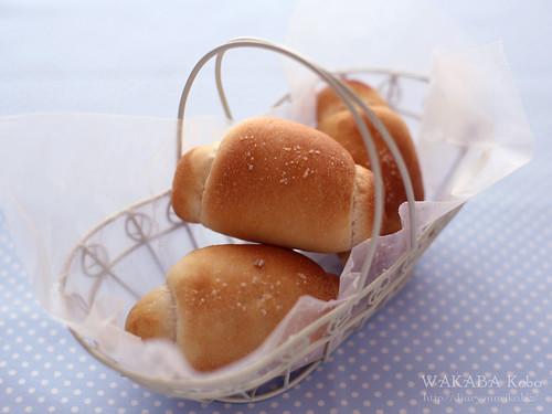 米粉パン 塩パン 20150511-IMG_2285