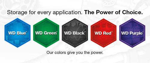 WD Colours