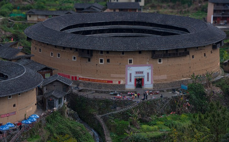 Hakka walled village