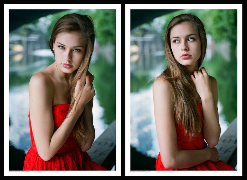 Kodak Portra 160 vs CineStill 50D