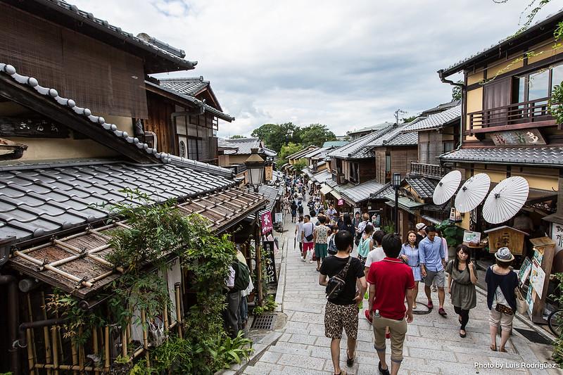 Calles Sannenzaka y Ninenzaka de Kioto-43