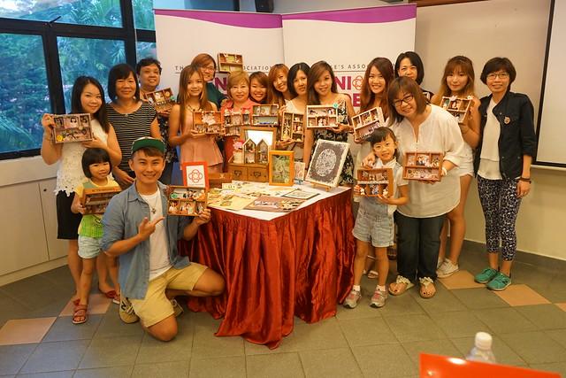 Senior Academy Group Photo