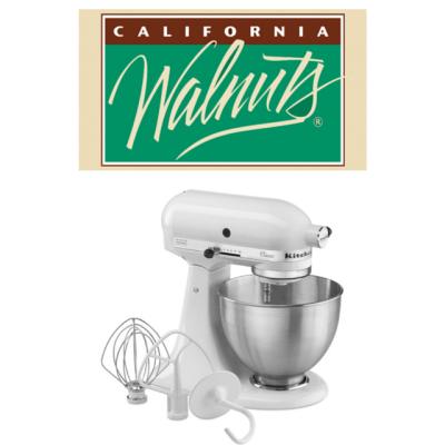 Collage CA Walnut