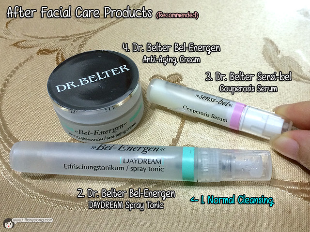 Annabelle Skin After Care Products