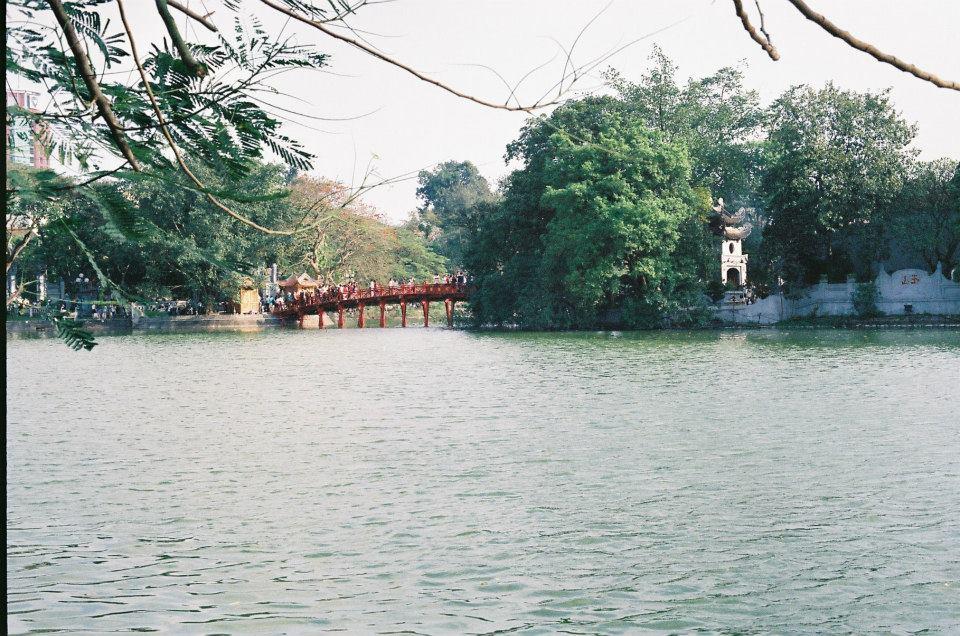 Hanoi Hoan Kiem Lake