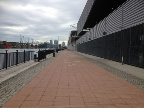 Royal Victoria Docks