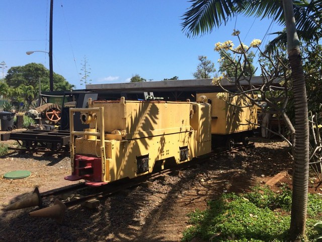 Picture from West Oahu Railway