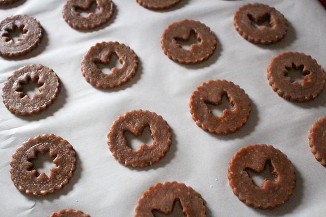 Linzer Cookies - 11