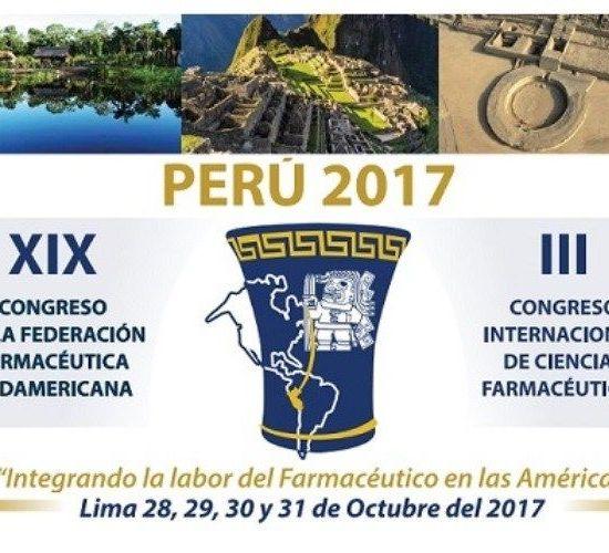 19° Congreso de la Federación Farmacéutica Sudamericana