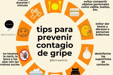consejos en caso de aftas bucales – infografía