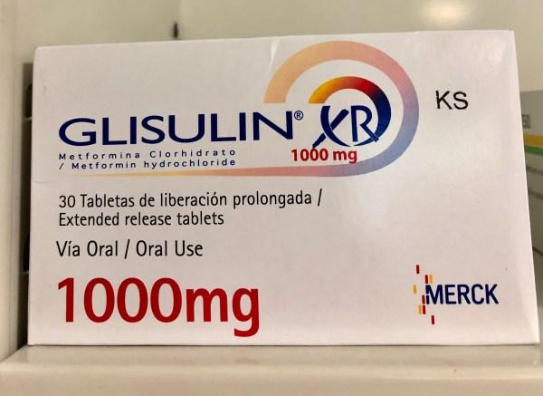 Glisulin XR