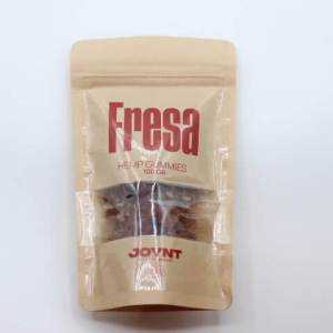 Gominolas de Canamo Fresa Ijoint 50-100 grs