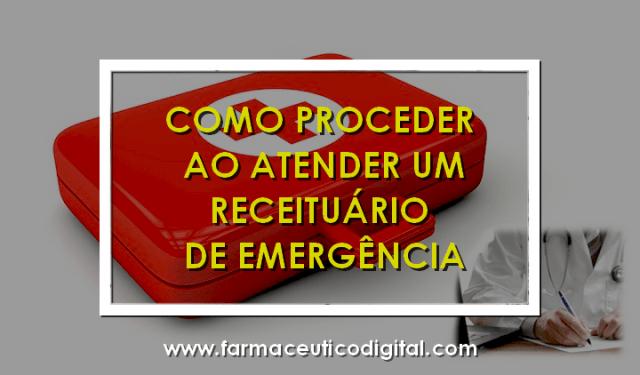 Receituário de Emergência